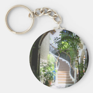 Arch in Antigua Key Ring