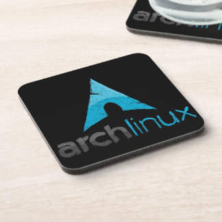 Arch Linux Logo Drink Coasters