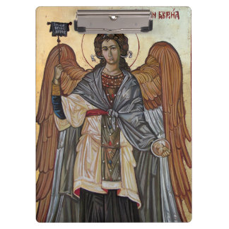 Archangel Gabriel Clipboard