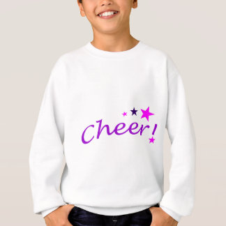 Arched Cheer with Stars Sweatshirt
