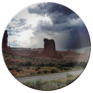 Arches National Park Sheep Rock Plate