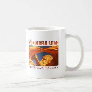 Arches National Park Utah Coffee Mug