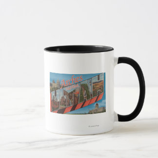 Arches National Park, Utah - Large Letter Mug