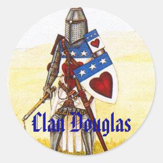 Archie, Clan Douglas Stickers