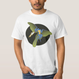 Archiopteryx - the fire breathing kind tshirts