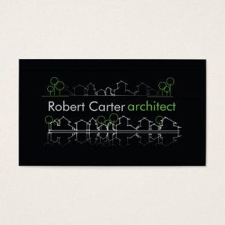 Architect Builder Planner Black Real Estate Agent
