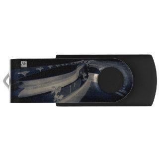 Architectural + Digital Art USB Swivel USB 3.0 Flash Drive