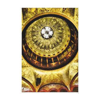 Architectural Photo Canvas Print