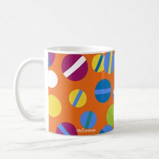 Architecture Basics (building block BALLS) mug