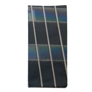 architecture building lines cloth napkin