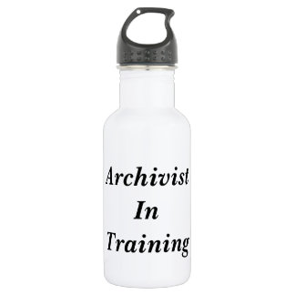 Archivist in Training Water Bottle 532 Ml Water Bottle