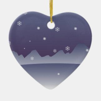 Arctic Christmas Ornament