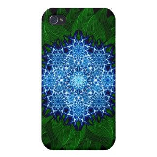 Arctic Flower Mandala iPhone 4/4S Case