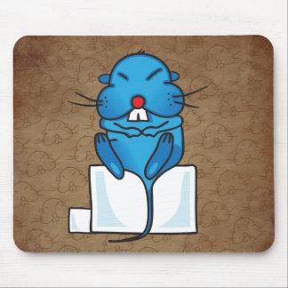 Arctic Gerbil Mouse Pad