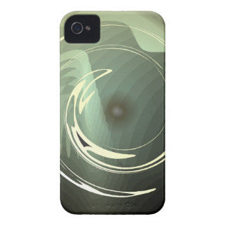 Arctic Green> patterned Iphone 4 case