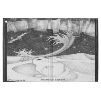 "Arctic Jackalope iPad Pro 12.9"" Case"