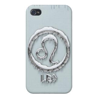 Arctic Leo iPhone 4/4S Case