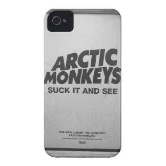 Arctic Monkeys iPhone 4 case