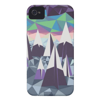 Arctic Mountains.jpg iPhone 4 Cover