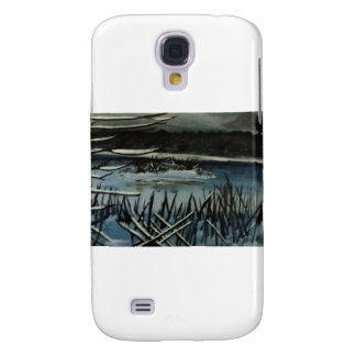Arctic pond galaxy s4 case