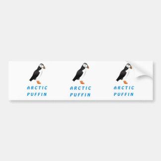 Arctic Puffin Bumper Sticker