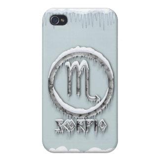 Arctic Scorpio iPhone 4 Cover