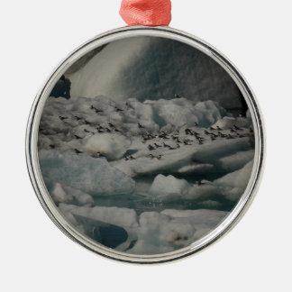 Arctic Terns Jokulsarlon Iceland Ornament