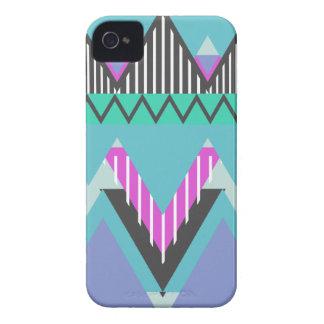 Arctic Tribal Case-Mate iPhone 4 Case