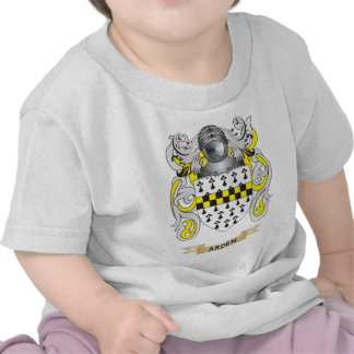 Arden Coat of Arms (Family Crest) Tshirt