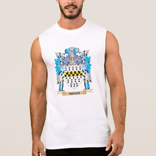 Arden Coat Of Arms Sleeveless Shirts