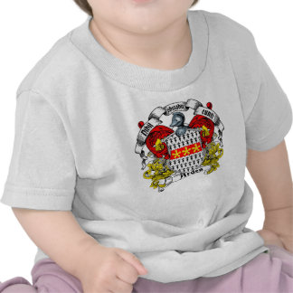 Arden Family Crest Shirts