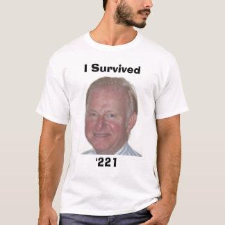 Arden, I Survived, '221 T-Shirt