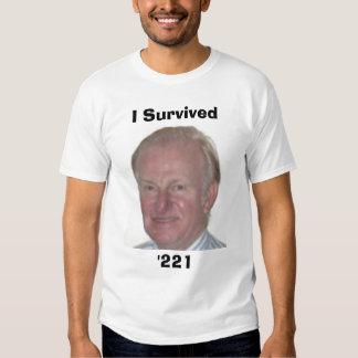 Arden, I Survived, '221 Tshirt