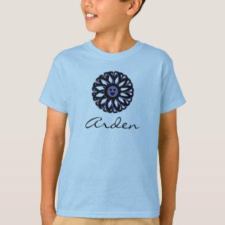 Arden Smiling Flower Shirt