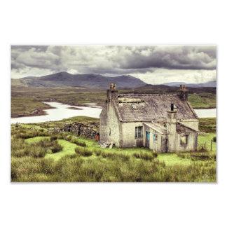 Ardhasaig Outer Hebrides Photograph