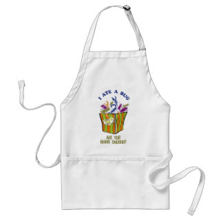 Are you brave enough to Eat a Bug? Standard Apron