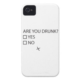 Are You Drunk Test iPhone 4 Case-Mate Case