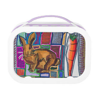 are you my carrot? (2015) lunchboxes