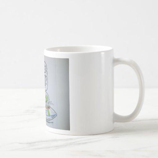 Area 51 spaceman mugs