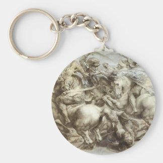 Arezzo anghiari Battle Key Ring
