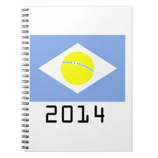 argentina 2014 notebooks