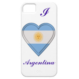 Argentina Argentinian Flag iPhone 5 Case