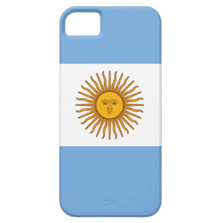 Argentina Flag - Bandera Argentina iPhone 5 Cover