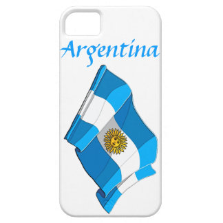 Argentina Flag iPhone 5 Case