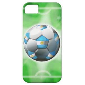 Argentina Football / Soccer iPhone 5 Case