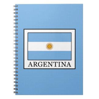 Argentina Notebooks