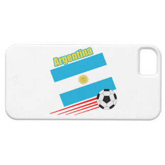 Argentina Soccer Team Barely There iPhone 5 Case