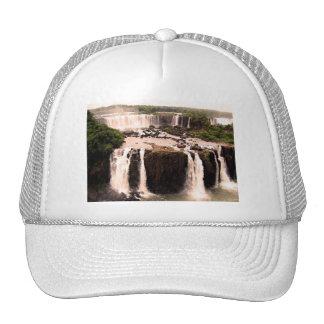 Argentina Waterfalls Mesh Hat