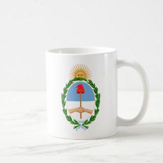 Argentina's Coat of Arms Mug