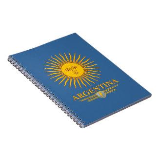 """""""Argentine Sun"""" Notebooks"""